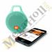 Цены на Портативная акустика JBL Clip Plus Teal Портативная акустика JBL Clip Plus Teal Эта обновленная версия JBL Clip +  с добавленной защитой от брызг предлагает пользователю 5 часов автономной работы,   так что вы сможете взять свою музыку куда угодно на земле и