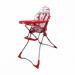 Цены на Стул детский Rant Fredo красный - red  -  Удобно и безопасно откидывающаяся пластиковая столешница;   -  съемный,   моющийся чехол кресла из прочной клеенки;   -  5 - ти точечные ремни безопасности;   -  пластиковая подставка для ножек  -  не имеет острых углов;   -  яркая рас