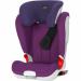 Цены на Детское автокресло группа 2/ 3 (15 - 36 кг) Britax Roemer Kidfix XP Mineral Purple Trendline Автокресло Romer KidFix XP Cosmos Black  -  практичная и комфортная модель для детей от 4 до 12 лет. Снабжена регулируемым подголовником и специальной накладкой с техн