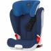 Цены на Детское автокресло группа 2/ 3 (15 - 36 кг) Britax Roemer Kidfix XP Ocean Blue Trendline Автокресло Romer KidFix XP Cosmos Black  -  практичная и комфортная модель для детей от 4 до 12 лет. Снабжена регулируемым подголовником и специальной накладкой с технолог