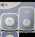 Цены на Цифровая радионяня iNanny N20 Усиленная кодировка для безопасной передачи данных Световой индикатор уровня шума Высокая чувствительность микрофона Микрофон с высокой чувствительностью Аккумуляторная батарейка в родительском блоке Возможно подключить 2 род