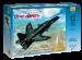 """Цены на Модель для склеивания ZVEZDA 7215 Самолет """"Су - 47 беркут"""" (7215) Размер собранной модели 31 см В 1997 году первый экземпляр самолета,   яркой внешней особенностью которого является крыло обратной стреловидности,   совершил свой первый полет. Комплект бортового"""