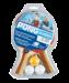 Цены на Набор для настольного тенниса Sunflex Pong 2 ракетки + 3 мяча 20115 so - 000137826