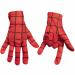 Цены на Disney Перчатки Человека - Паука красные () Детские безразмерные Материал: полиэстер