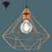Цены на Eglo Подвесной светильник Tarbes 94194 Подвесной светильник Tarbes 94194/ глянцевая/ медный/ 220/ лофт/ 1/ гостиную/ кухню