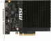 Цены на MSI MSI PCI - Ex GeForce GT 710 2048 MB DDR3 (64bit) (954/ 1600) (2 x DVI,   HDMI) (GT 710 2GD3H H2D) GT 710 2GD3H H2D