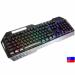 Цены на Qcyber Qcyber HROM Qcyber Chrome – мембранная влагостойкая клавиатура,   выполненная в металлическом корпусе,   обладающая RGB подсветкой и рядом других опций. Но главное ее достоинство – низкая цена при высочайшем качестве исполнения.