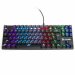 Цены на Qcyber Qcyber Dominator TKL Black USB Qcyber Dominator TKL – стильная игровая клавиатура,   которая имеет одно очень важное преимущество,   а именно – демократичную стоимость.