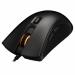 Цены на Kingston HyperX Kingston HyperX Pulsefire FPS Pro Black USB Kingston HyperX Pulsefire FPS Pro RGB – профессиональная мышь,   которая рождена для самых динамичных игр. Она обладает одним из самых точных и скоростных на сегодняшний день сенсоров с разрешением