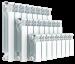 Цены на Rifar Rifar1025 Радиатор биметаллический Rifar Base Ventil 350/ 6 секций