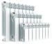 Цены на Rifar Rifar1001 Радиатор биметаллический Rifar Base Ventil 500/ 4 секции