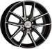 Цены на 1000 Miglia 1000 Miglia MM041 6.5x16 5x112 ET42 dia 57.1 black polished