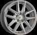 Цены на 1000 Miglia 1000 Miglia MM041 7.5x17 5x112 ET45 dia 57.1 silver gloss