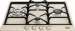 Цены на Smeg Газовая поверхность Smeg Sr 764 Po Количество конфорок 4 Исполнение Эмаль Электроподжиг есть Газконтроль есть Управление Механическое Решетки Чугун Высота 3 см Ширина 60 см Глубина 50 см Цвет рамки без рамки Цвет Кремовый Страна - производитель Италия