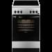 Цены на Zanussi Электрическая плита Zanussi Zcv 9540 H1X Маленькая кухня – не повод поступаться производительностью Если на вашей кухне недостаточно места,   эта удобная плита станет гарантией того,   что вам не придется урезать себя в кулинарных возможностях. Ее ком