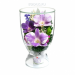Цены на Композиция из натуральных орхидей (арт. CuLO) в подарочной упаковке Данная композиция состоит из натуральных орхидей,   обезвоженных по специальной технологии,   которая даёт возможность цветам сохранять свой свежий вид на несколько лет,   в среднем 6. В течени