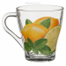 "Цены на Кружка ""лимоны"" 280 мл. без упаковки"