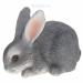"""Цены на Фигура декоративная садовая """"Кролик малый"""" L13W21H16 см"""