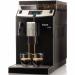 Цены на Кофемашина Saeco Lirika black Saeco Lirika black — автоматическая кофемашина для больших офисов,   но в отличие от аналогов,   имеет компактные размеры. Кофемашина оснащена панарелло. Керамические жернова гарантируют качественный помол зерна.