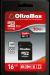 Цены на OltraMax Карта памяти OltraMax 16GB microSDHC Class 10 UHS - 1 с адаптером SD 30 мбит/ с