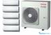 Цены на Toshiba RAS - 5M34UAV - E/ 5хRAS - M07SKV - E мульти сплит - система Toshiba кондиционер на 5 комнат Инверторная технология позволила снизить шум мульти - сплит систем Toshiba и расход электроэнергии. Инверторные кондиционеры быстро создают в Вашей квартире комфортную