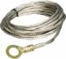 Цены на Реле и Автоматика Датчик для термореле ТР - 35М,   ТР - 37М,   ТР - 75М,   ТР - 77М (за 1шт в упаковке) 1742 Термодатчик находится на латунной шайбе,   которая крепится винтом к месту контроля температуры. Длинна кабеля 2,  5 м