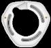 Цены на Адаптер для миниатюрных купольных антивандальных IP - камер. Предназначен для мест,   где необходимо выводить кабельные соединения в бок и нет возможности выполнения сквозного отверстия под пятном установки IP - камеры. Milesight MS - A73 адаптер для купольных IP