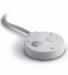 Цены на Проводной датчик системы НЕПТУН SW007 Проводной датчик протечки воды SW007 устанавливается в санузлах,   ванных комнатах,   на кухне,   под батареей и в других местах возможных протечек. При попадании воды на датчик протечки,   датчик подает модулю управления сиг