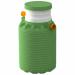 Цены на ТАНК Микроб 750 мини септик для дома и дачи Габариты (ВхШхГ),   см — 143х101х101Гарантия — 1 годКол - во камер очистки,   шт — 2Кол - во компрессоров,   шт — НетКол - во пользователей,   чел. — 2Материал корпуса — ПластикМесто для насоса — НетНаличие насоса — НетНапряж