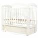 Цены на Топотушки Кровать детская 120*60 СИЛЬВИЯ - 7 (арт.46) (белый) Удобная и функциональная детская кроватка Сильвия - 7 предназначена для новорожденных детей и используется до 4 - 5 лет. Изготовлена на современном оборудовании по итальянской технологии из натуральн