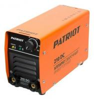 Фото Patriot 210 DC