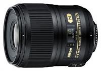 Фото Nikon 60mm f/2.8G AF-S ED Micro Nikkor