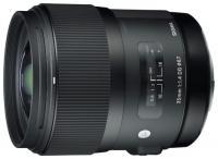 Фото Sigma 35mm f/1.4 DG HSM Art Nikon F