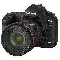 Фото Canon EOS 5D Mark II Kit