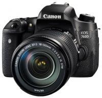 Фото Canon EOS 760D Kit