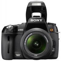 Фото Sony Alpha DSLR-A500 Kit