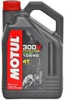 Фото Motul 300V Factory Line 10W-40 4л