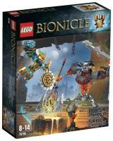 Фото LEGO Bionicle 70795 Создатель Масок против Стального Черепа