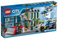 Фото LEGO City 60140 Ограбление на бульдозере