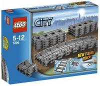 Фото LEGO City 7499 Гибкие пути