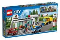 Фото LEGO City 60132 Заправочная станция