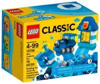 Фото LEGO Classic 10706 Синий набор для творчества