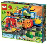 Фото LEGO Duplo 10508 Большой поезд