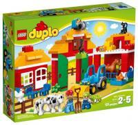 Фото LEGO Duplo 10525 Большая Ферма