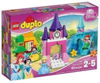 Фото LEGO Duplo 10596 Коллекция «Принцесса Диснея»