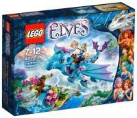 Фото LEGO Elves 41172 Приключение дракона воды
