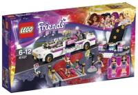 Фото LEGO Friends 41107 Поп звезда: лимузин
