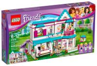 Фото LEGO Friends 41314 Дом Стефани
