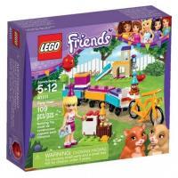 Фото LEGO Friends 41111 День рождения: Парк аттракционов