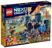 Фото LEGO Nexo Knights 70317 Фортрекс - мобильная крепость